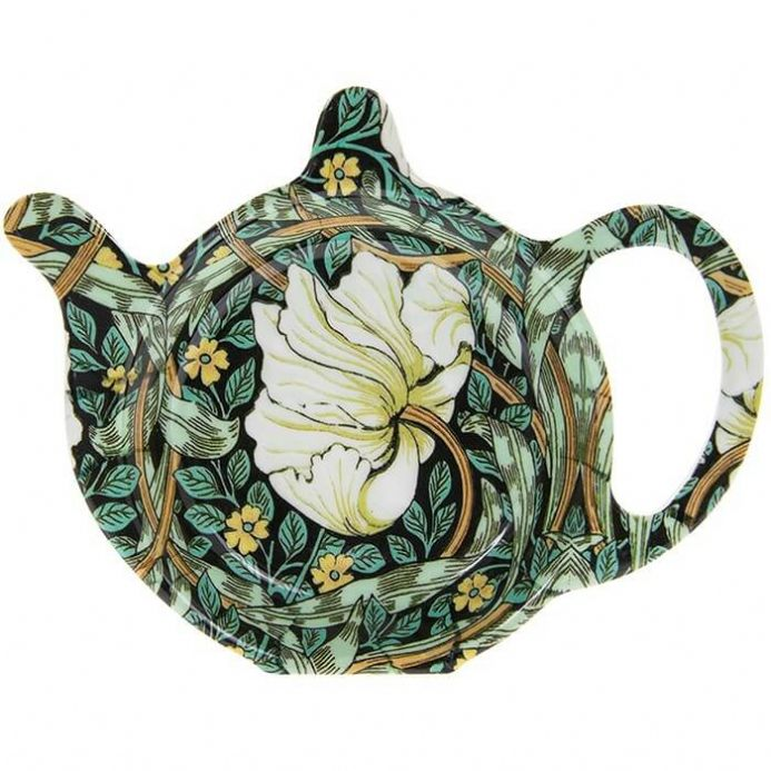 William Morris Pimpernel Tea Bag Tidy